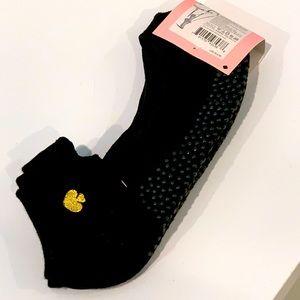 Kate Spade Barre/Yoga/Non Slip Socks